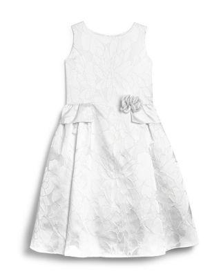 Wedding - US Angels Girls' Brocade Flower Girl Dress - Little Kid