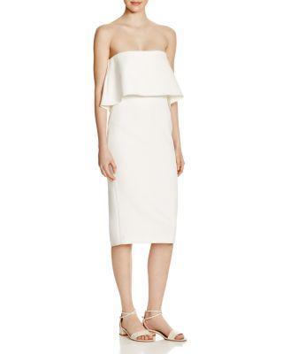 Boda - LIKELY Driggs Strapless Dress