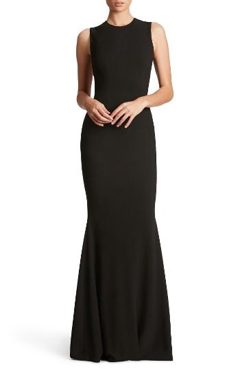Boda - Dress the Population Eve Crepe Mermaid Gown