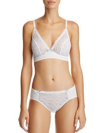 Свадьба - b.tempt'd by Wacoal b.gorgeous Bralette & Bikini