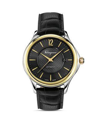Свадьба - Salvatore Ferragamo Time Two-Tone Automatic Watch, 33mm