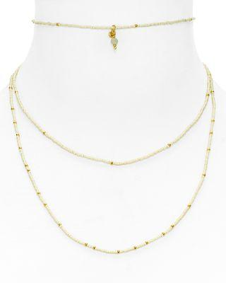 Hochzeit - ME to WE Rafiki Wrap Necklace, 48""