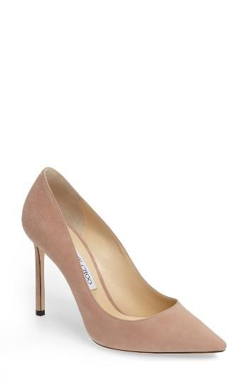 Wedding - Jimmy Choo 'Romy' Pointy Toe Pump (Women)
