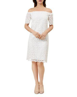 Mariage - HOBBS LONDON Rachel Off-the-Shoulder Dress