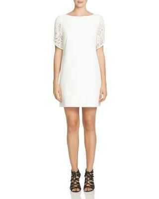 Boda - Cynthia Steffe Tulip Lace Sleeve Dress