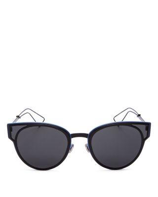 Mariage - Dior Sculpt Cat Eye Sunglasses, 50mm