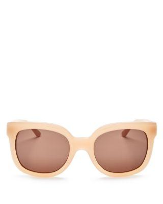 زفاف - Tory Burch Cat Eye Sunglasses, 54mm