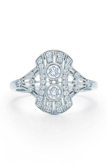 Wedding - Kwiat Vintage Oval Diamond Ring