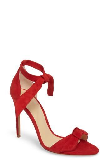 Hochzeit - Alexandre Birman 'Clarita' Ankle Tie Sandal (Women)