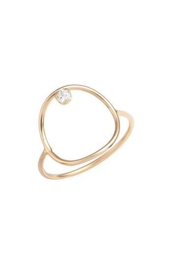Mariage - Zoë Chicco Diamond Circle Ring