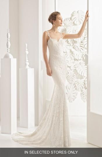 Wedding - Rosa Clara Nancy Guipure Lace Gown (In Selected Stores Only)