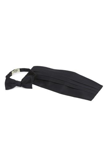 Wedding - Gitman Cummerbund & Bow Tie