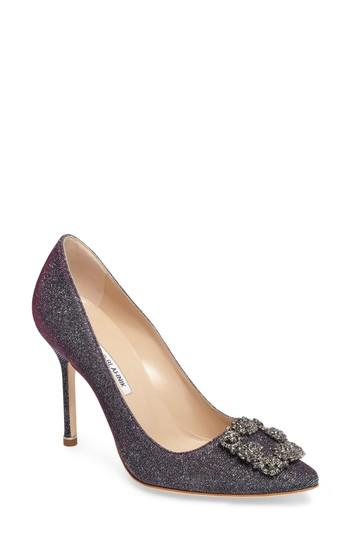fd2c03c1f86 Manolo Blahnik  Hangisi  Jeweled Pump (Nordstrom Exclusive)  2783721 ...