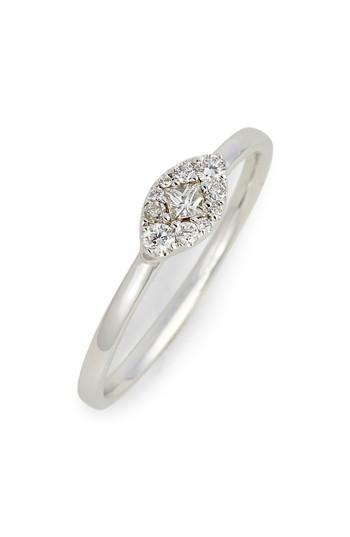 Hochzeit - Bony Levy Mika Marquise Diamond Stacking Ring