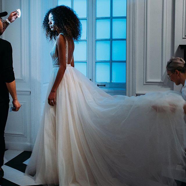 Boda - Monique Lhuillier Bride