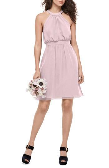 Свадьба - WTOO Blouson Chiffon Dress