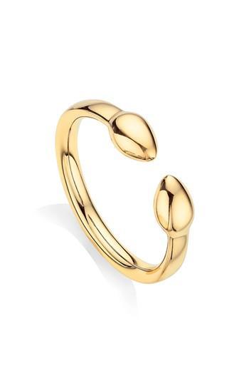 Hochzeit - Monica Vinader Fiji Bud Ring