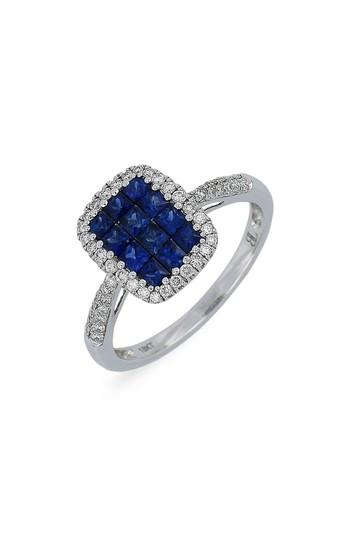 Свадьба - Bony Levy Sapphire & Diamond Ring (Nordstrom Exclusive)