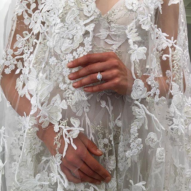 Düğün - Monique Lhuillier Bride