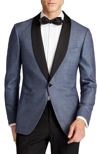 Свадьба - Bonobos Capstone Slim Fit Wool Dinner Jacket
