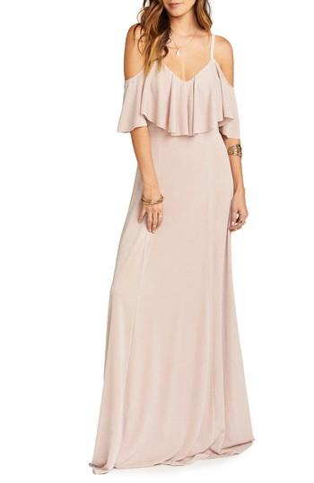 Wedding - Show Me Your Mumu Renee Ruffle Gown