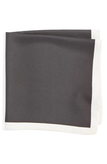 Свадьба - Eton Silk Pocket Square
