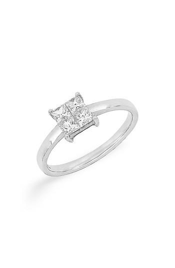 Wedding - Bony Levy Princess Cut Diamond Ring (Nordstrom Exclusive)