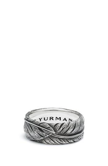 Wedding - David Yurman Southwest Narrow Feather Band Ring