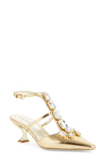 Mariage - Jeffrey Campbell Strategy-2 Embellished Pump (Women)