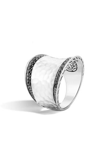 Hochzeit - John Hardy 'Classic Chain' Small Saddle Ring