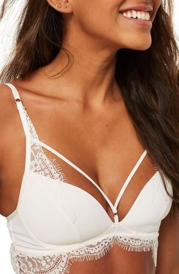 Wedding - Topshop Ffion Lace Bra