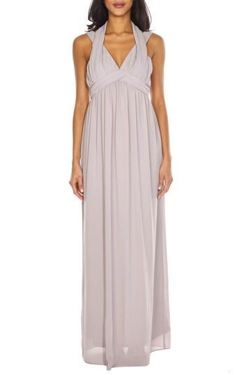 Mariage - TFNC Arley Chiffon Gown