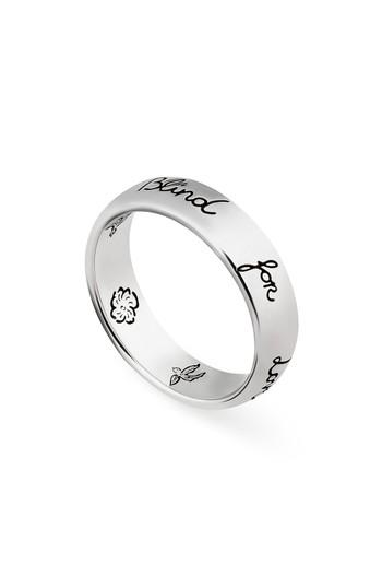 Свадьба - Gucci Blind for Love Ring