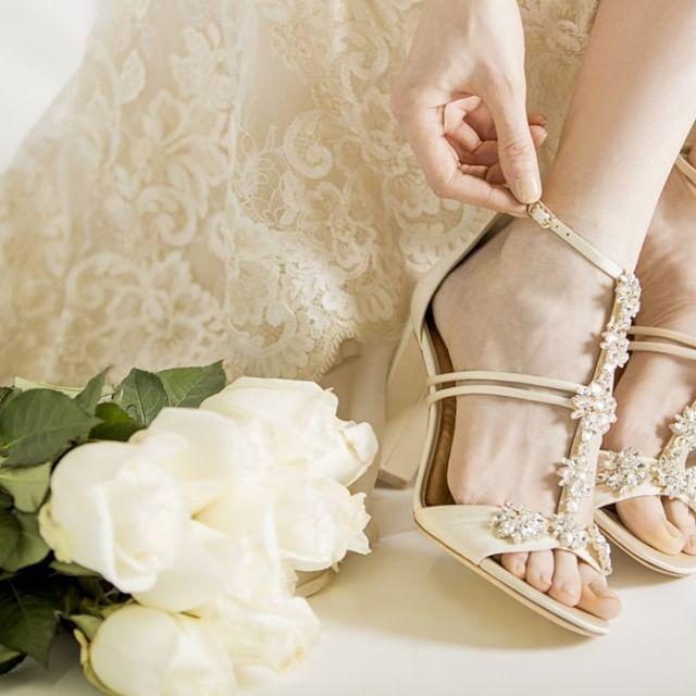 Свадьба - Badgley Mischka