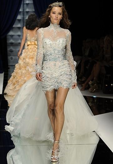 Mariage - Luxe Special Design Soirée / Robe de mariée