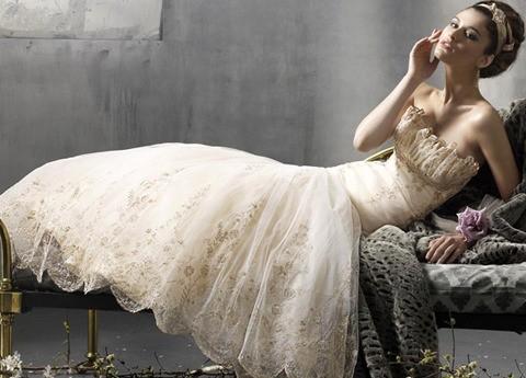 Mariage - Habiller