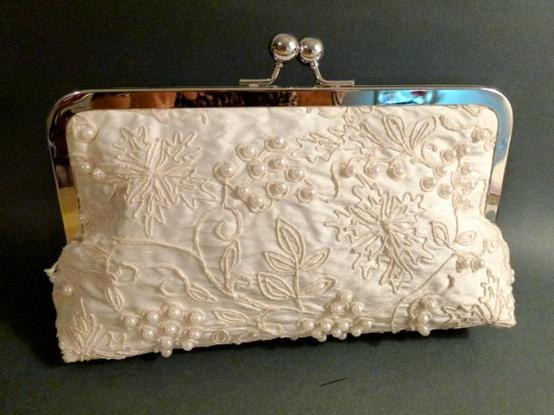 Hochzeit - Taschen - Totes-Kupplungen