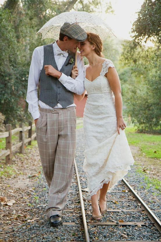 Bru00e4utigam - Hochzeitsanzug #791019 - Weddbook