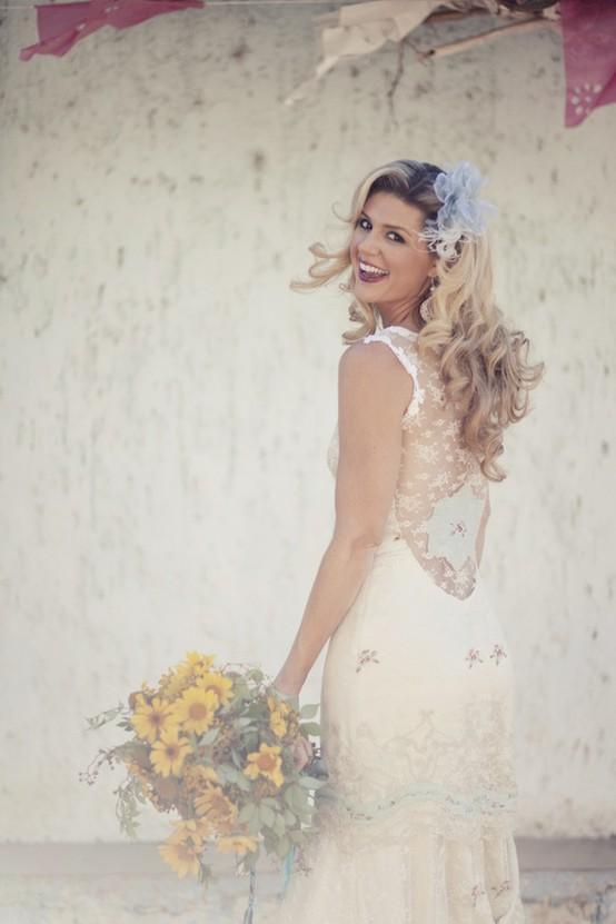 زفاف - فستان الزفاف بالطمع