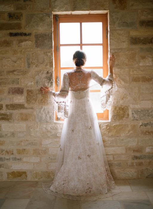 Wedding - Claire Pettibone 2012 Bridal Collection