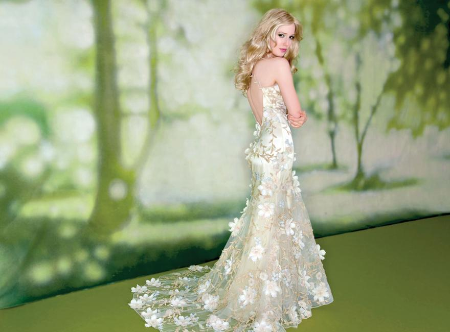Hochzeit - Claire Pettibone 2011 Bridal Collection