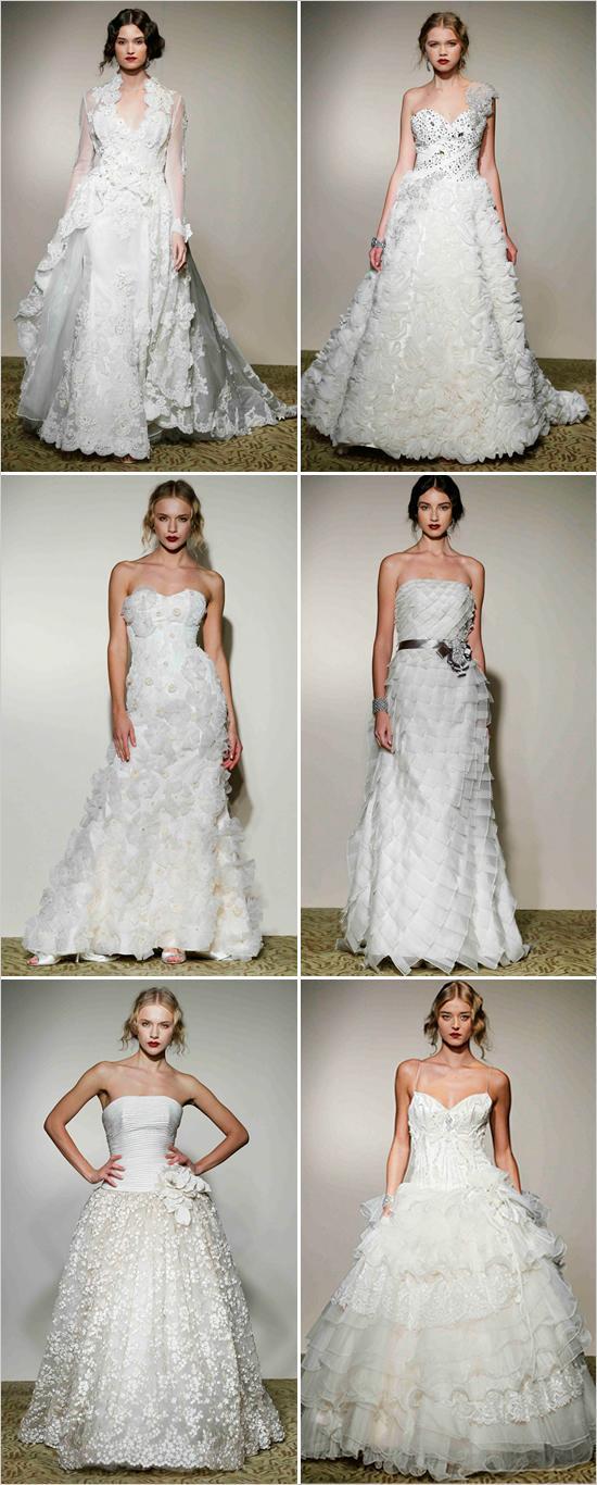 Mariage - Collection St.pucchi de mariée 2012