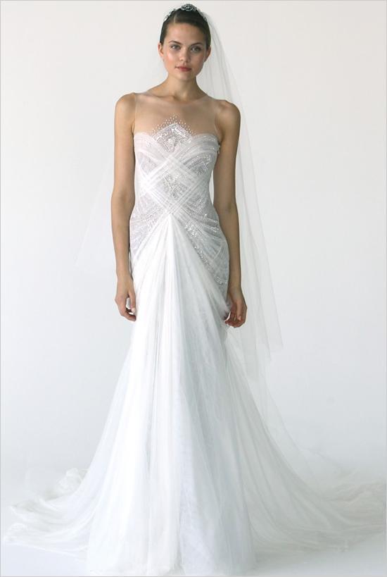Marchesa - Marchesa 2012 Fall Bridal Gown #792552 - Weddbook