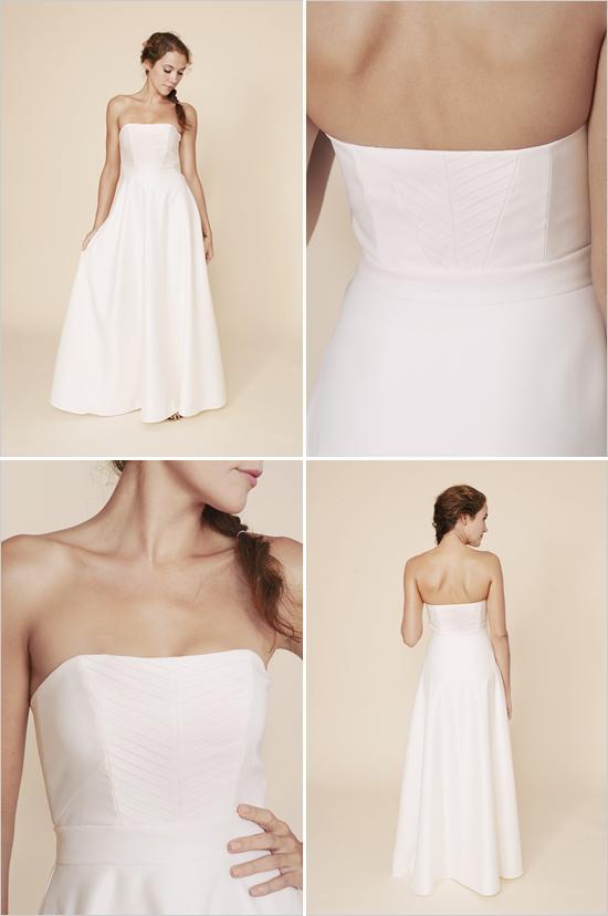 Wedding Dresses - Chevron Wedding Dress #792562 - Weddbook