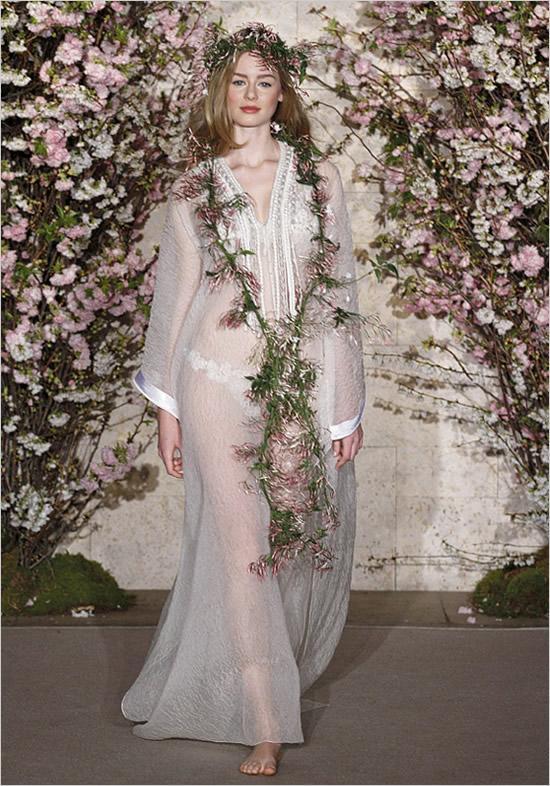 Wedding - Oscar De La Renta Spring Bridal