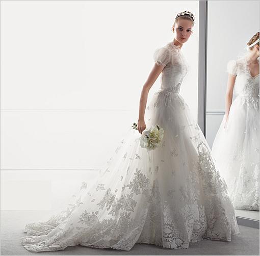 Oscar De La Renta - Oscar De La Renta Wedding Dress #792676 - Weddbook