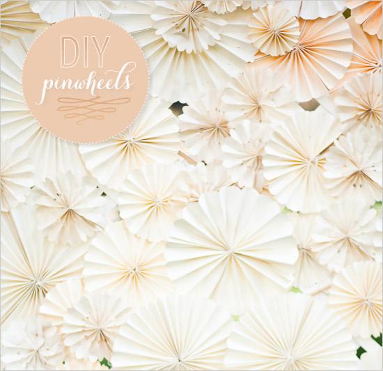 Hochzeit - Diy Pin Wheel