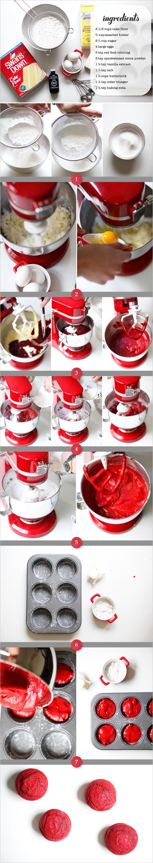 Hochzeit - Red Velvet Cake Recipe