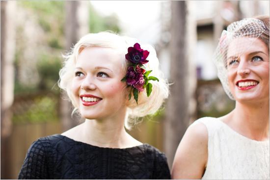 Hochzeit - Schwarz Brides Maid Dress