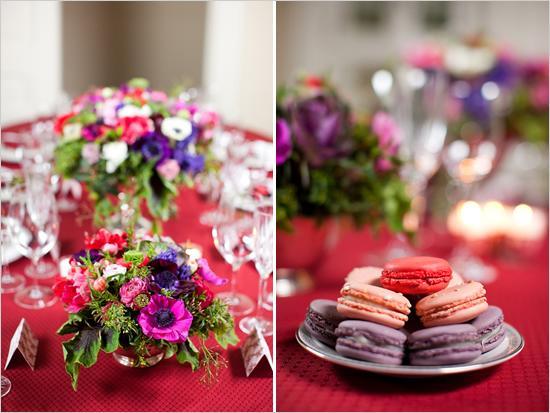 Hochzeit - Hochzeit Makronen